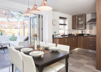 "Thumbnail 4 bed detached house for sale in ""Hemsworth"" at Heol Pentre Bach, Gorseinon, Swansea"