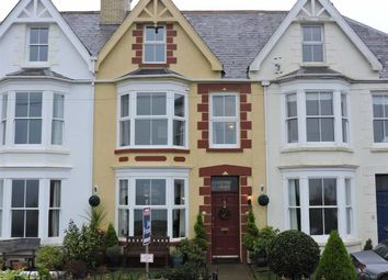 Thumbnail 4 bed terraced house for sale in Mount Pleasant Terrace, Fishguard Road, Newport