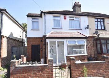 Thumbnail Semi-detached house for sale in Shaftesbury Avenue, Feltham, Middlesex