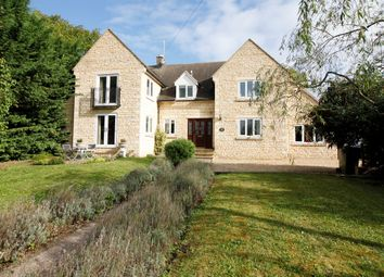 Thumbnail 5 bed detached house for sale in Foundry Road, Ryhall, Stamford