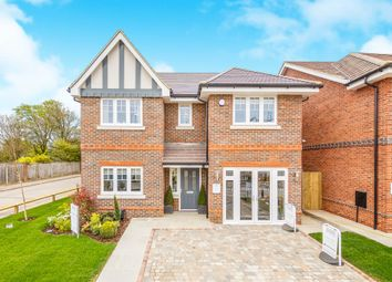 Thumbnail 4 bed detached house for sale in Tuffnells Way, Harpenden