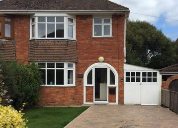 Thumbnail 3 bed semi-detached house to rent in Broadmeadow Road, Wyke Regis, Weymouth