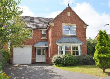 Thumbnail 4 bed property for sale in Foxglove Avenue, Donisthorpe, Swadlincote