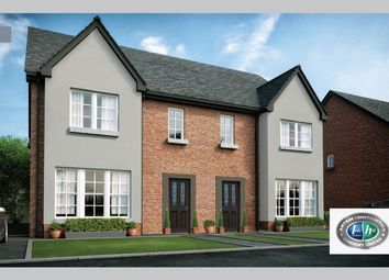 Thumbnail 3 bed semi-detached house for sale in Drumford Meadow, Kernan Hill Manor, Portadown