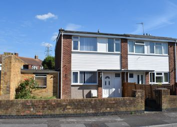 Thumbnail 3 bed end terrace house for sale in Manor Road, Bridgwater