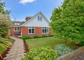 Thumbnail 4 bed detached house for sale in Harman Avenue, Lympne, Hythe, Kent