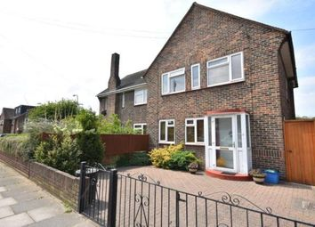 Thumbnail 3 bed semi-detached house for sale in Leyswood Drive, Ilford
