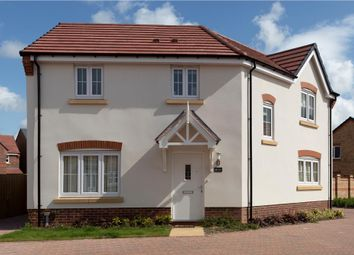 "Thumbnail 3 bed detached house for sale in ""Duffield"" at Starflower Way, Mickleover, Derby"