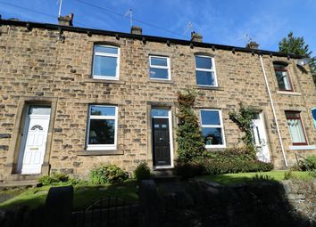 Thumbnail 3 bed terraced house for sale in Mount View, Uppermill, Oldham