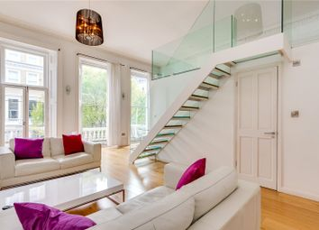 Thumbnail 1 bed flat to rent in Southwell Gardens, South Kensington, London