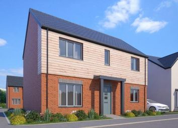 Thumbnail 4 bed detached house for sale in Clyst St Mary, Exeter