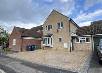 Thumbnail 4 bed detached house for sale in Grainger Avenue, Godmanchester