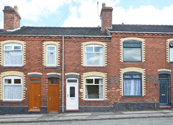Thumbnail 3 bedroom terraced house for sale in Kinsey Street, Silverdale, Newcastle-Under-Lyme