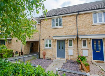 Thumbnail 2 bed terraced house for sale in Masons Close, Haverhill