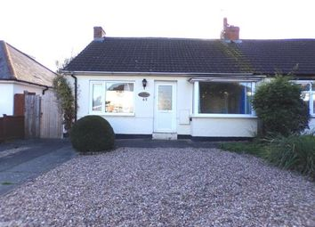 Thumbnail 2 bed bungalow for sale in Station Road, Kirby Muxloe, Leicester, Leicestershire