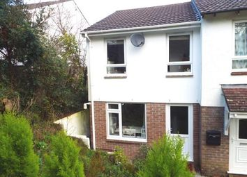 Thumbnail 2 bed end terrace house for sale in Falmouth, Cornwall