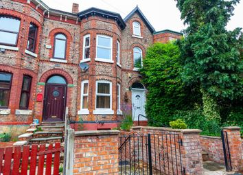 Thumbnail 8 bed terraced house for sale in Osborne Road, Burnage, Manchester