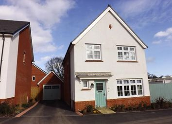 Thumbnail 3 bed detached house for sale in Dawlish, Devon