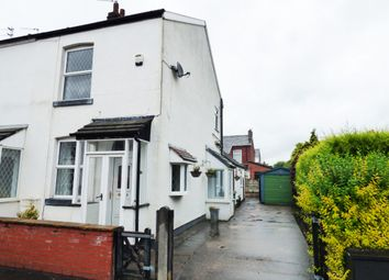 Thumbnail 2 bed semi-detached house to rent in Grove Street, Hazel Grove, Stockport
