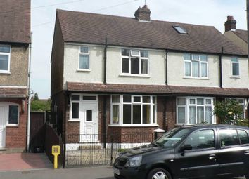 Thumbnail 3 bedroom semi-detached house for sale in Wordsworth Road, Luton, Bedfordshire
