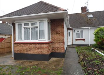 Thumbnail 2 bed bungalow to rent in Essex Gardens, Leigh On Sea, Essex
