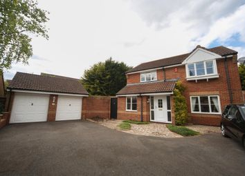 Thumbnail 4 bed detached house for sale in Alder Close, North Petherton, Bridgwater