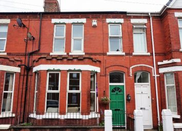 Thumbnail 3 bed terraced house for sale in Glendower Road, Liverpool