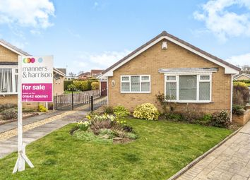 Thumbnail 2 bed detached bungalow for sale in Martham Close, Stockton-On-Tees
