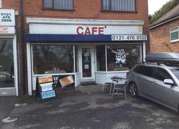 Thumbnail Restaurant/cafe for sale in 314 Tessall Lane, Birmingham