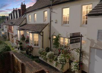 Thumbnail 4 bed terraced house for sale in Alma Place, High Street, Marlborough