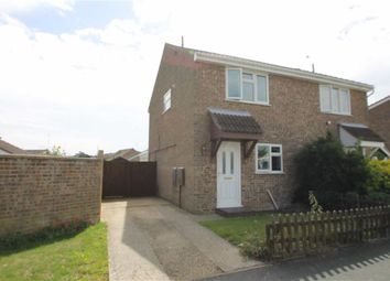 Thumbnail 2 bedroom semi-detached house to rent in Horley Close, Clacton-On-Sea