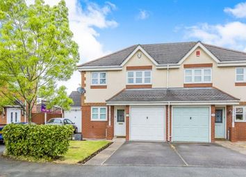 Thumbnail 3 bedroom semi-detached house for sale in Holm Close, Stoke On Trent, Staffs