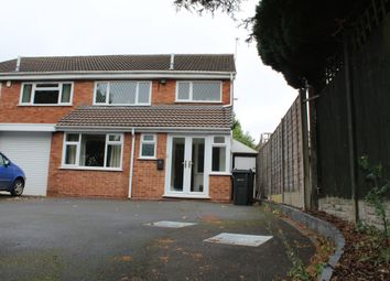 Thumbnail 4 bed semi-detached house to rent in Howard Road East, Birmingham
