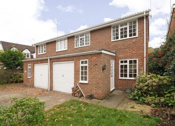 Thumbnail 3 bed semi-detached house to rent in Kennel Ride, Ascot