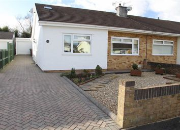Thumbnail 2 bed semi-detached bungalow for sale in Hazel Grove, Caerphilly