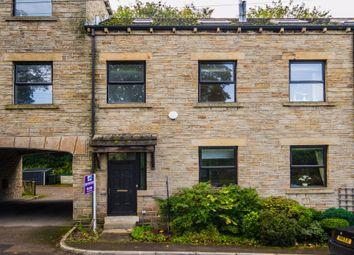 Thumbnail 3 bed terraced house for sale in Cuttlehurst, Scissett, Huddersfield