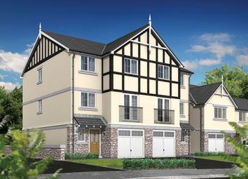 Thumbnail 4 bed semi-detached house for sale in Windermere Kents Bank Road, Grange-Over-Sands