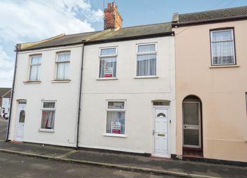 Thumbnail 3 bedroom terraced house for sale in Hockham Street, King's Lynn