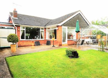 Thumbnail 3 bed detached bungalow for sale in St. Michaels Drive, Appleby Magna