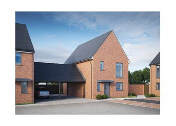 Thumbnail 3 bed semi-detached house for sale in Manor Farm, Brooklands, Milton Keynes