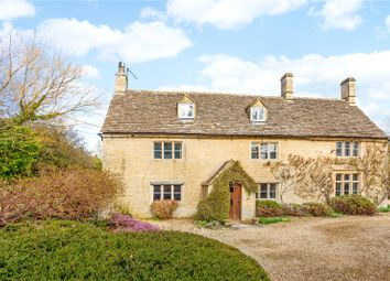 Thumbnail 7 bed detached house for sale in Dunfield, Fairford, Gloucestershire
