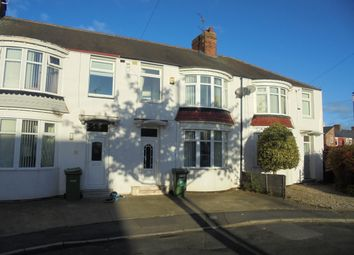 Thumbnail 3 bed terraced house to rent in Henley Grove, Thornaby