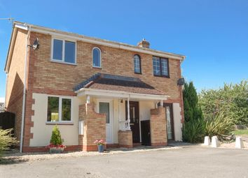 Thumbnail 2 bed semi-detached house for sale in The Headland, Chepstow, Monmouthshire