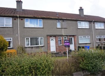 Thumbnail 3 bed terraced house for sale in East Park Drive, Kilmarnock