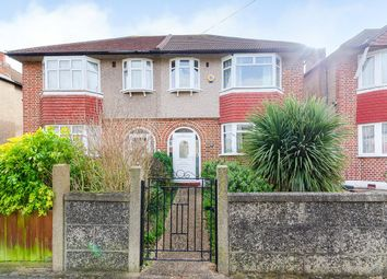3 bed semi-detached house for sale in Shaldon Drive, Morden, Surrey SM4