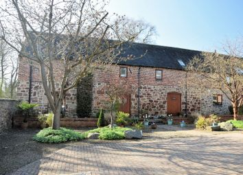 Thumbnail 4 bed barn conversion for sale in Mill Street, Packington