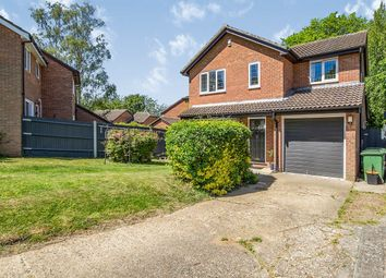 Thumbnail 4 bed detached house for sale in Micawber Close, Chatham, Kent
