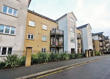 Thumbnail 2 bed flat for sale in Gilbert Court, Clarendon Way, Colchester, Essex