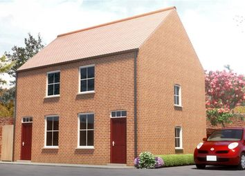 Thumbnail 2 bed end terrace house for sale in The Orchard, Thames Street, Louth