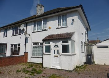 Thumbnail 3 bed property to rent in Greystoke Avenue, Southmead, Bristol